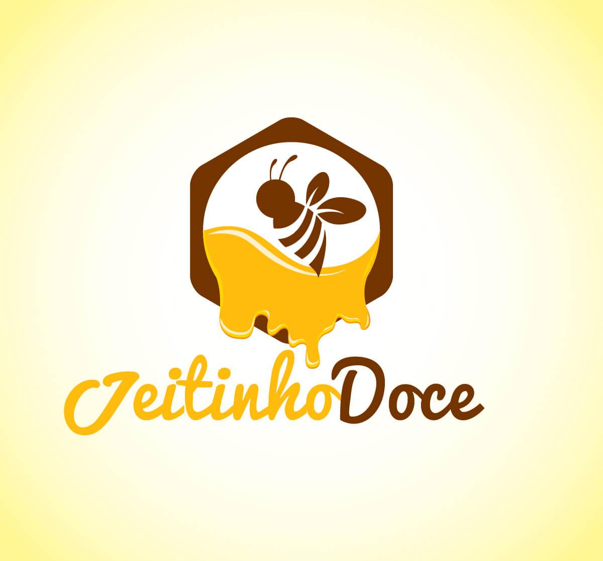 Logo Jeitinho Doce