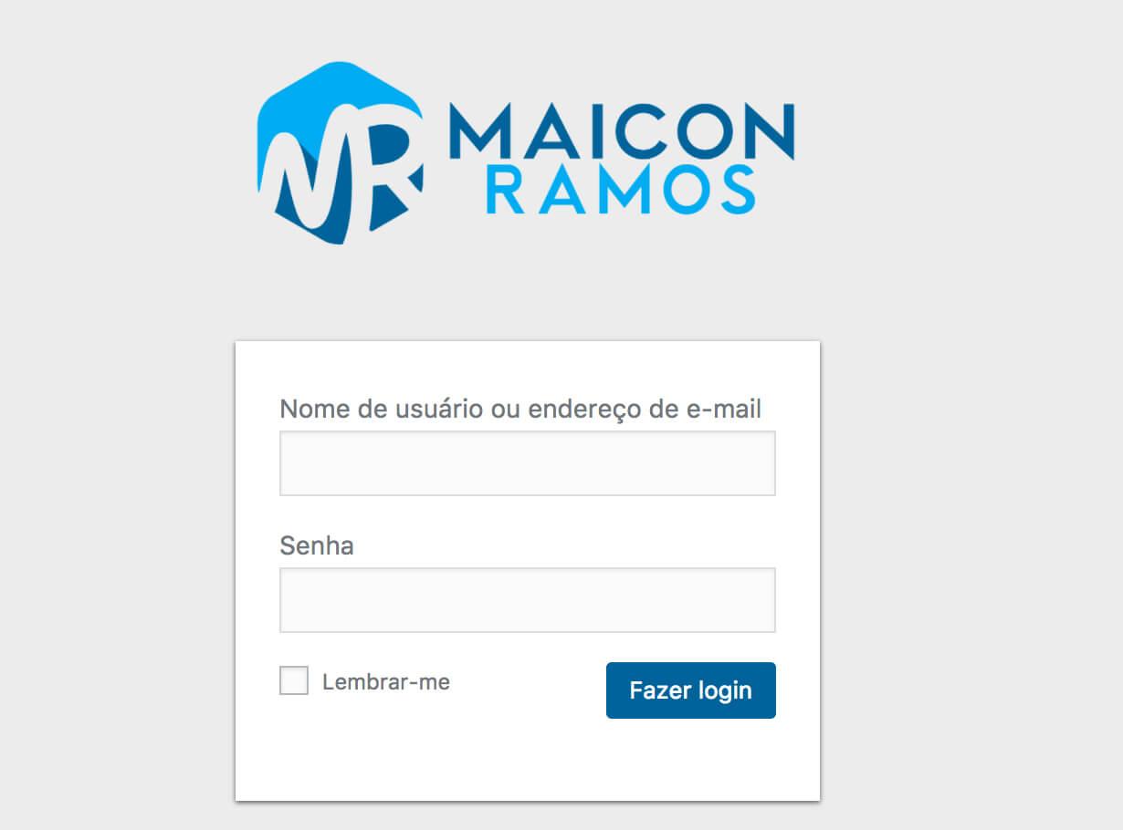 Login personalizado wp