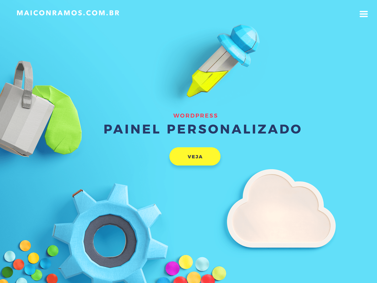 Personalização do Painel do WordPress