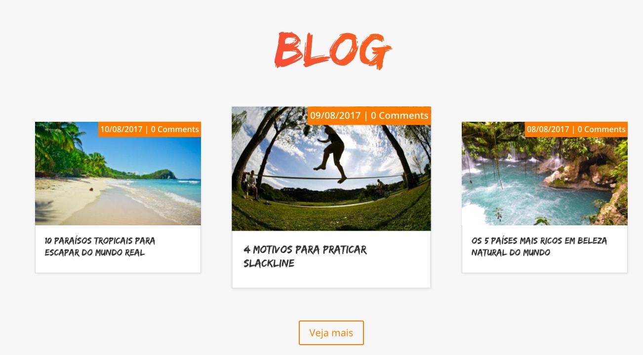Blog Agência Trilha Mundo
