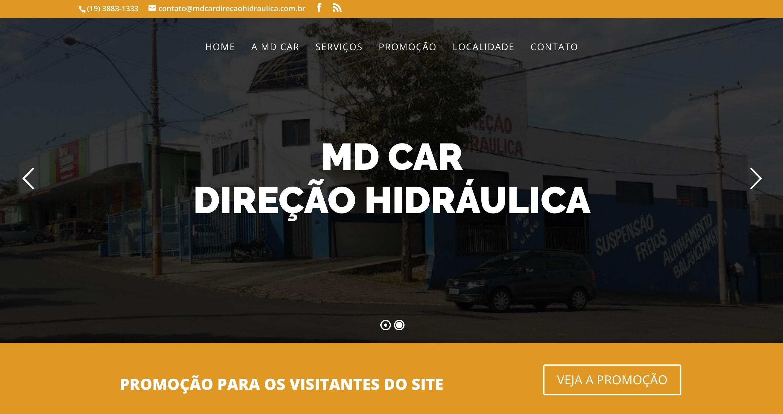 MD CAR Direção Hidráulica